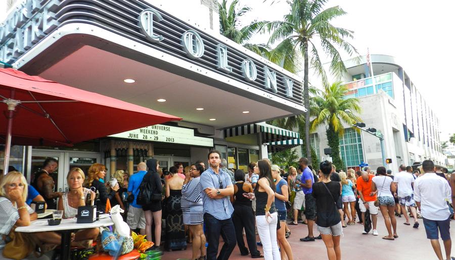 Colony Theatre Miami Beach Schedule