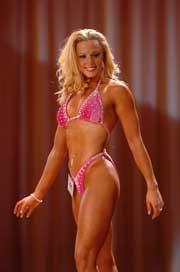 Nikki Bongiovanni Fitness Universe
