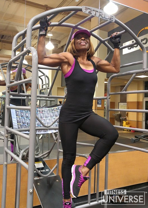 Stair Workout At Home Squats