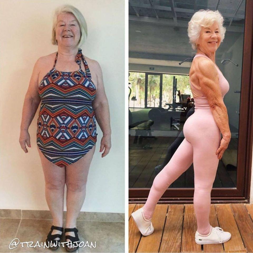 4 Year Transformation